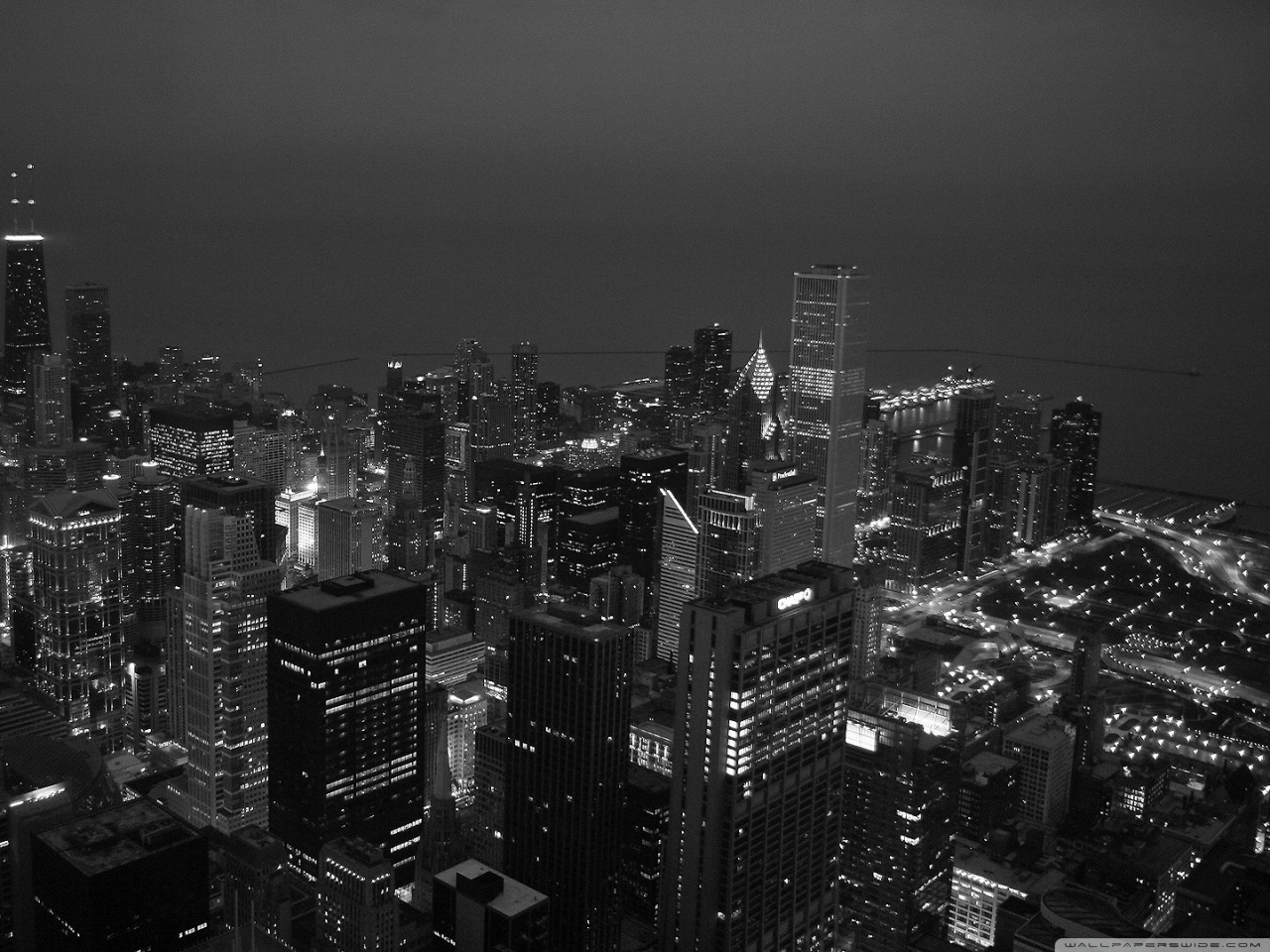 Image of Downtown Chicago and Willis Tower