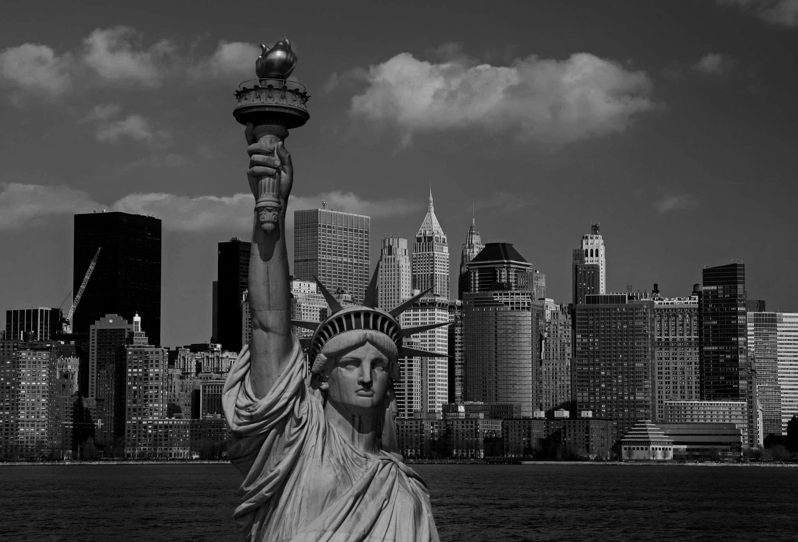 Image of Statue Of Liberty In NYC
